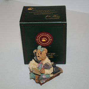 Ineeda Break - Boyds Bears Figurine
